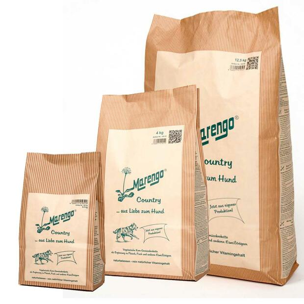 Marengo Country dog food