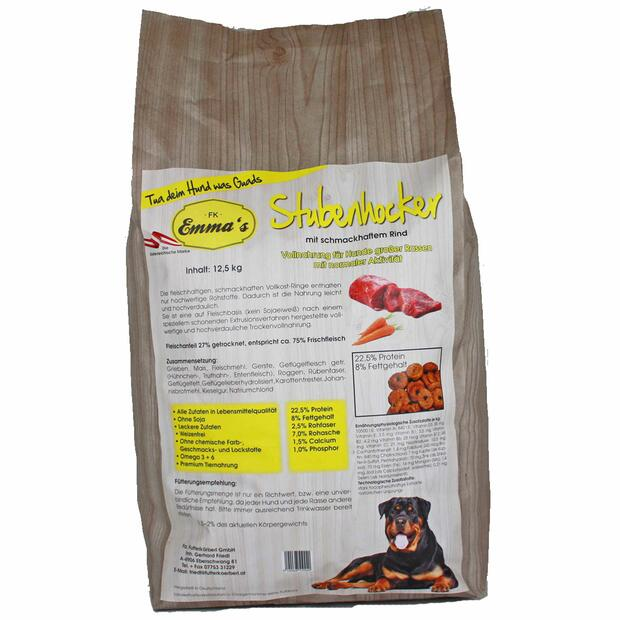 Emmas dog food Stubenhocker dry food