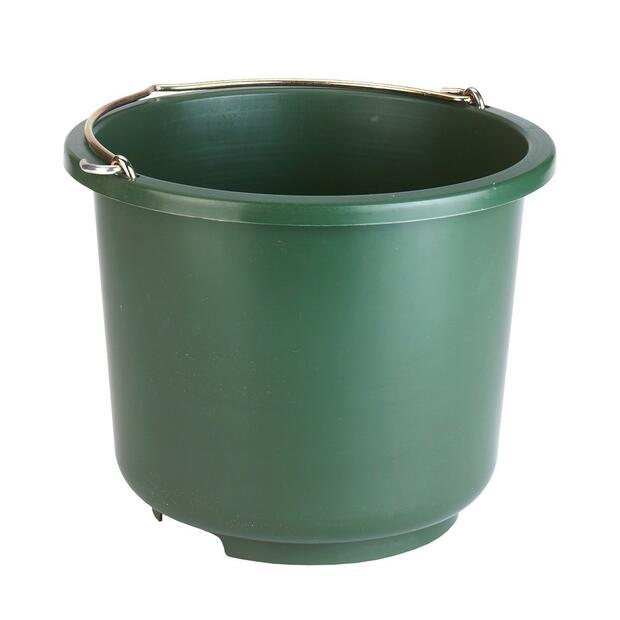 Stable and construction bucket 12 l