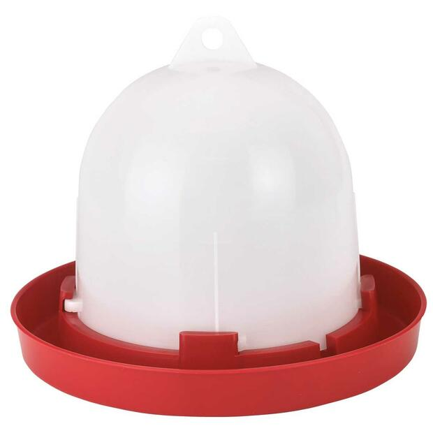 Plastic waterer for chicken and hens 55 litre