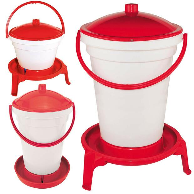 Waterer for poultry 240 litre