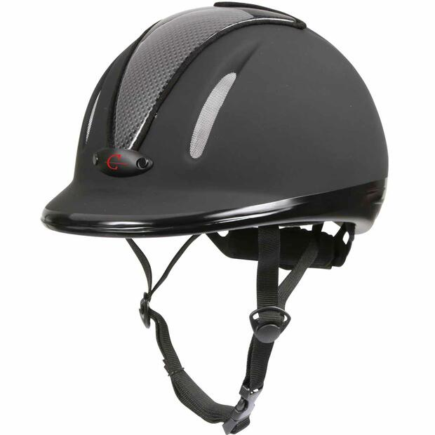 Covalliero Riding Helmet Carbonic VG1