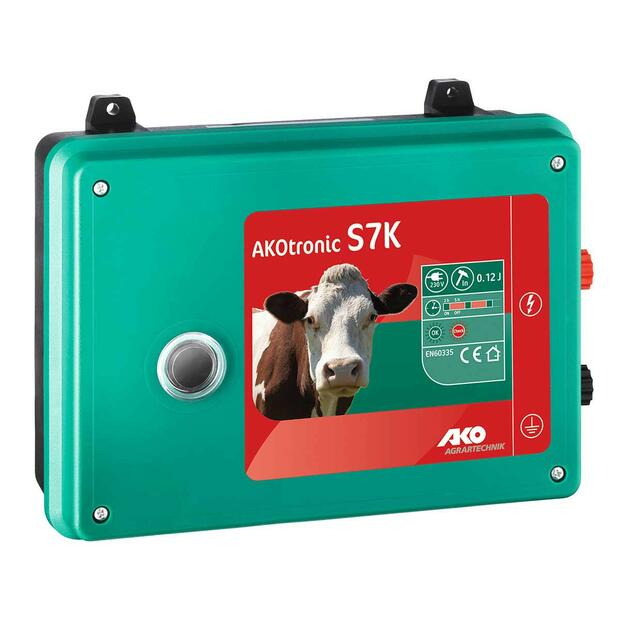 AKOtronic S7K cow trainer with timer