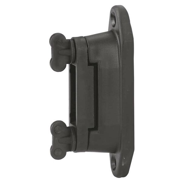 Corner and distance insulator Profi black