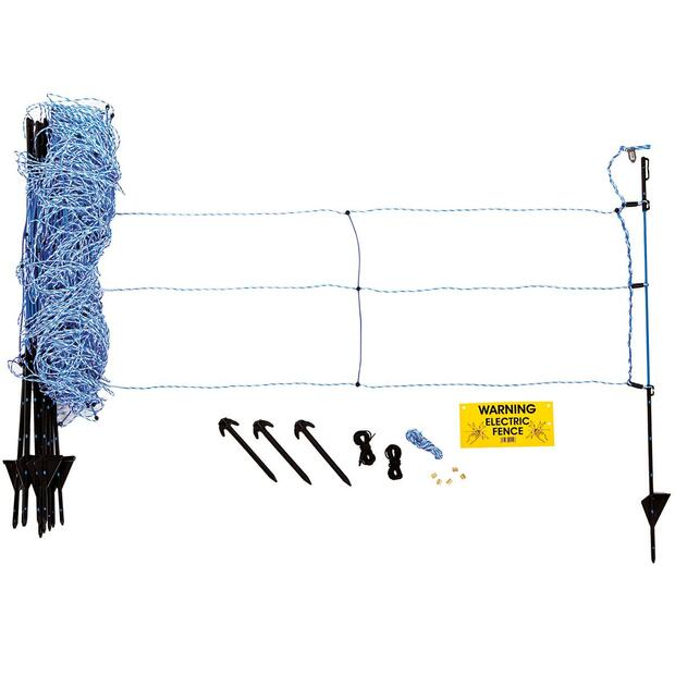 Wild animal deterrent net 50 m