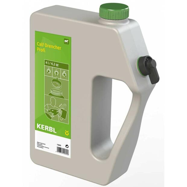 Calf drencher Profi 4 litre with flexible probe