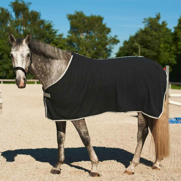 Covalliero RugBe Economic Fleece horse rug