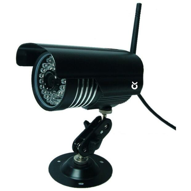 Additional camera 2.4 GHz incl. antenna and video cable