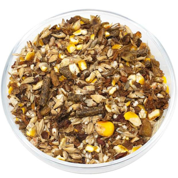 Leimüller horse food fruit mix with herbs