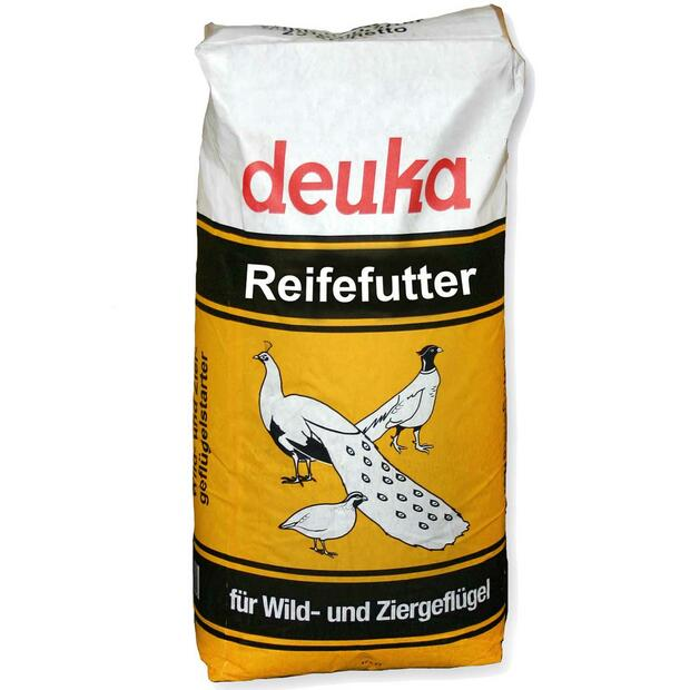 Deuka Ripe Food Wild & Ornamental Poultry Grained 25 kg