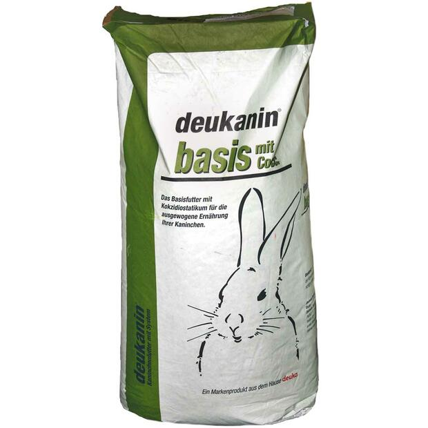 Deuka rodents pellets Basis with Cocc. 25 kg