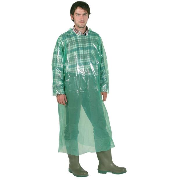 20 x Disposable Coverall green