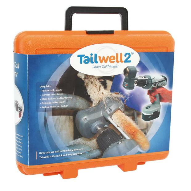 Sharpening paste for Tailwell2 TailTrimmer
