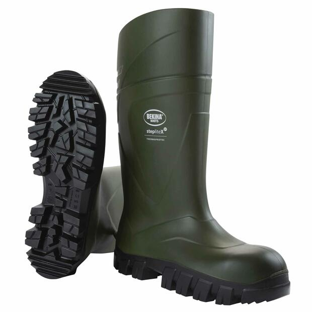 Bekina StepliteX ThermoProtect XCi s5 winter safety boots