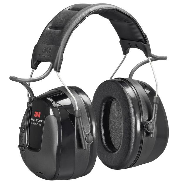 Ear Muff with FM Stereo Radio Peltor WorkTunes Pro