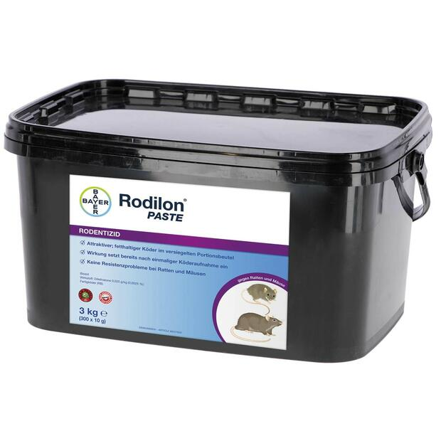 Rodilon Paste rat & mice control