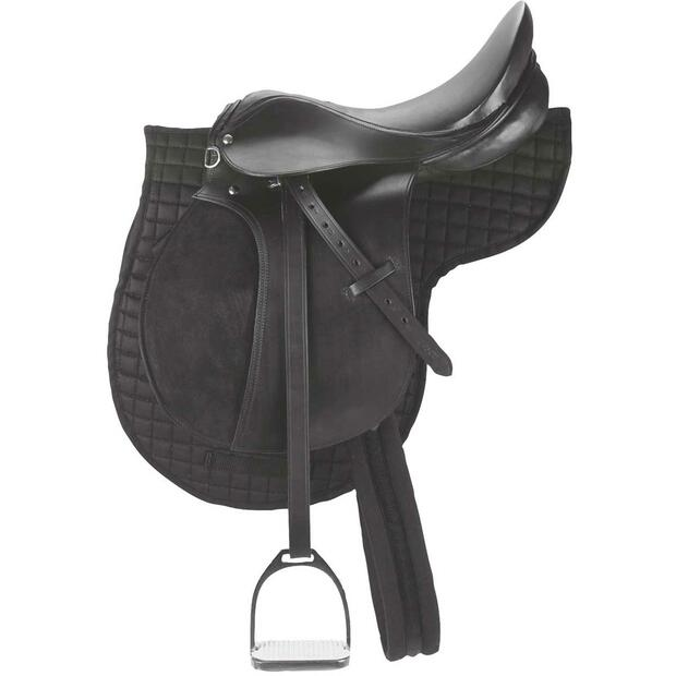 Covalliero saddle set leather