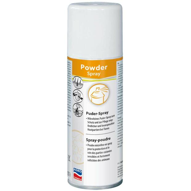 Powder Spray Skin Care