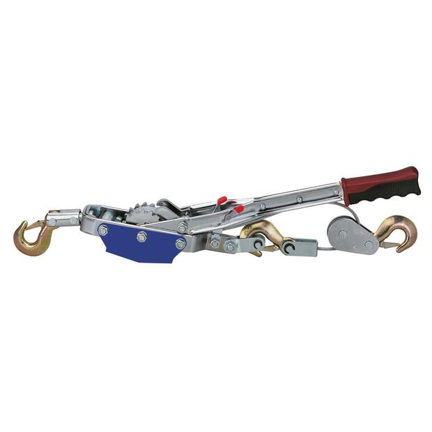 Cable pull Hand Power Puller 6mm / 4000 kg