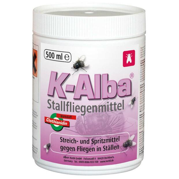 K-Alba stable fly agent 500 ml