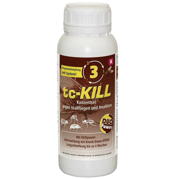 Tc-kill fly concentrate 500 ml
