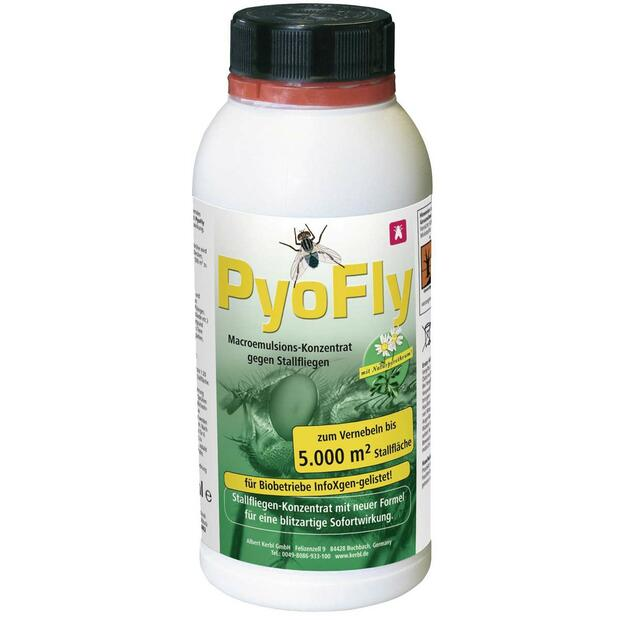 PyoFly stable fly concentrate 500 ml