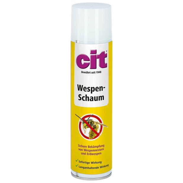 Cit wasp foam 400 ml