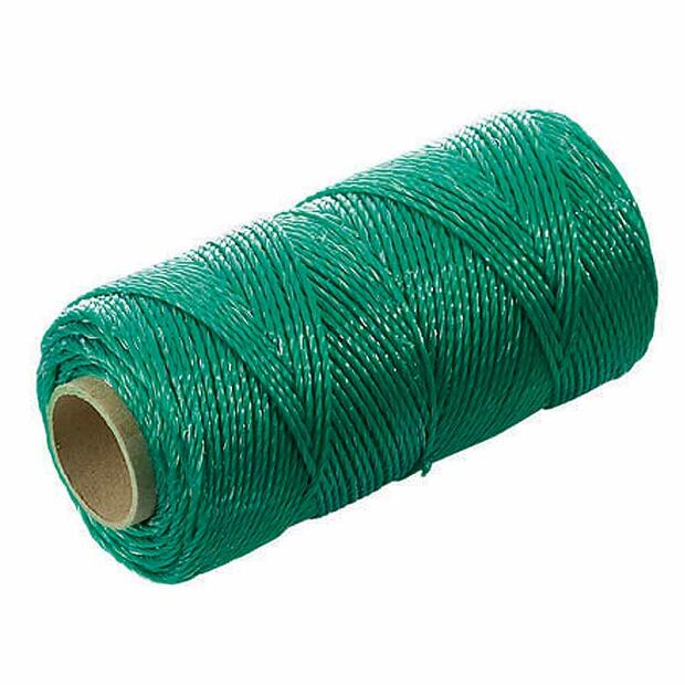 Polywire 100 m for Hobbyset green