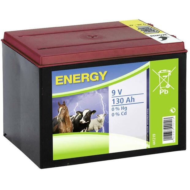 Dry Battery Zinc-Air 9V 130Ah