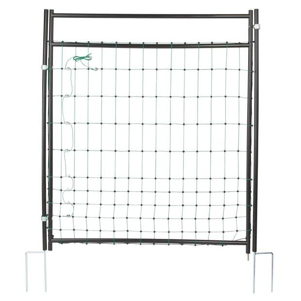 Agrarzone Door for nets from 95-125 cm