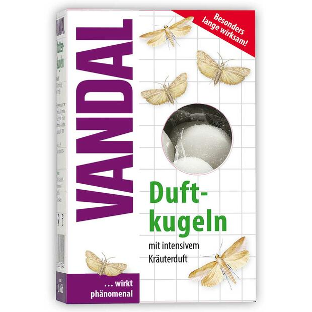 Vandal scented balls / mothballs 25 pcs.