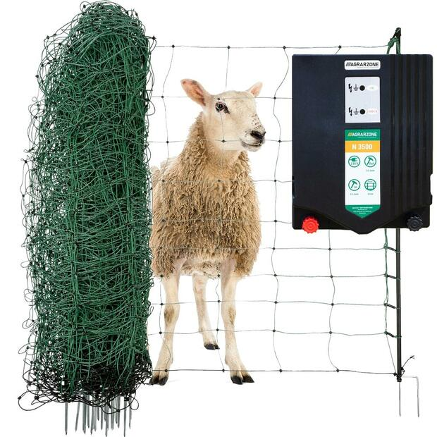 Agrarzone Sheep Net complete Set with N 3500