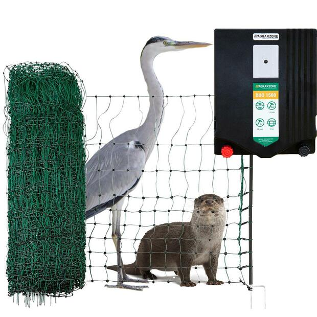 Agrarzone Heron Defense Pond Complete Net-Set