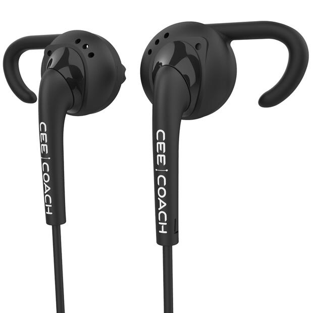 ceecoach Headset Standard with earhook