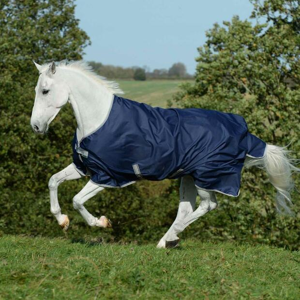 Bucas Freedom Turnout horse rug Light