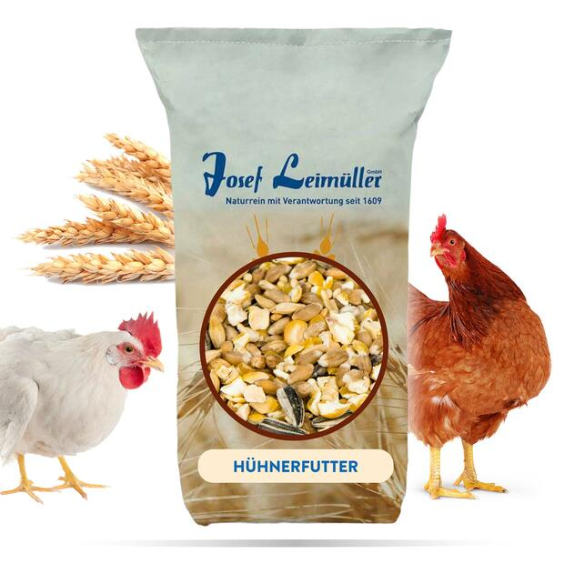 Leimüller poultry feed 6-grain mix
