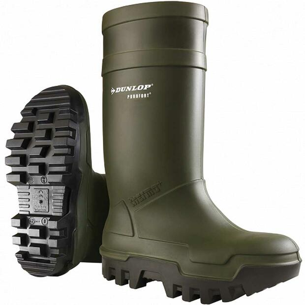 Safety boot Dunlop Purofort Thermo+ S5