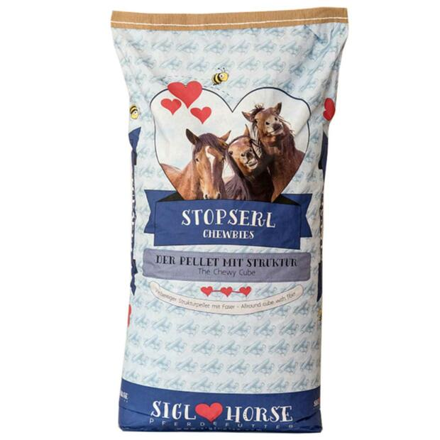 Siglhorse forage Stopserl Pellets 8 mm