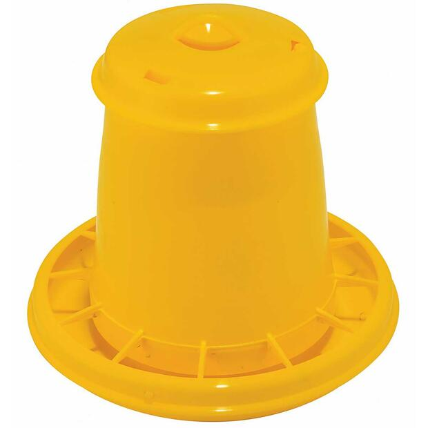 Feeder for poultry plastic 2,5 L