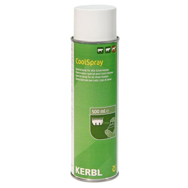 CoolSpray for clipping blades 500 ml